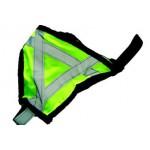 Chaleco seguridad Reflectante Pequeño S  15 cm